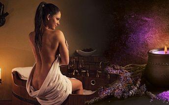 Relaxační rituály pro dva ve vinných lázních