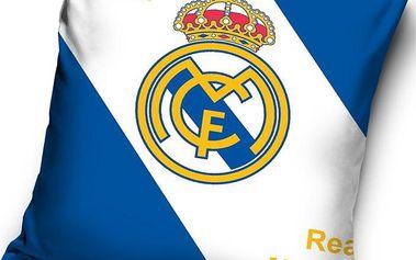Tip Trade Polštářek Real Madrid, 40 x 40 cm,