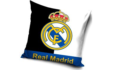 Tip Trade Polštářek Real Madrid Duo, 40 x 40 cm,