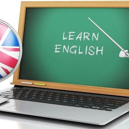 Online kurzy angličtiny s podporou osobního lektora