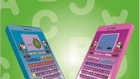 Dětský tablet s připojením k TV Chytrý šikulka!