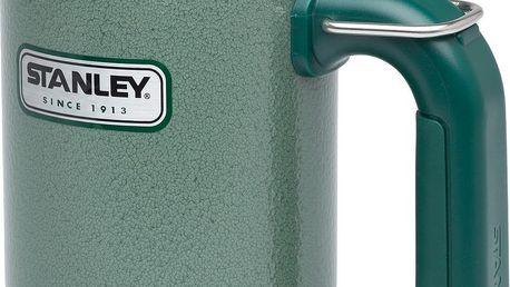 Outdoor hrnek Stanely Hammertone 470 ml, zelený