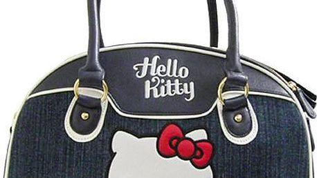 Farm Company taška Hello Kitty modrá