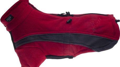 ROGZ SKINZ obleček PolarSkin červený vel. 54 cm
