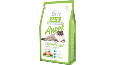 Brit Care Cat Angel I am Delighted Senior 7 kg