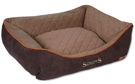 Scruffs pelíšek Thermal Box Bed L hnědý