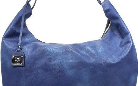 Modrá kabelka 2146BL Velikost: UNI