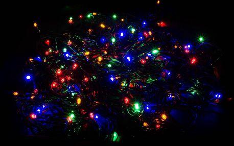 Vánoční 150 LED osvětlení - venkovní