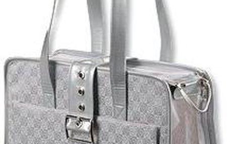 Hagen kabelka DS Love Me stříbrná