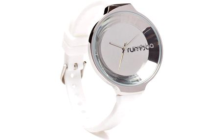 Dámské hodinky Orchard Mirror Snow Patrol Silver