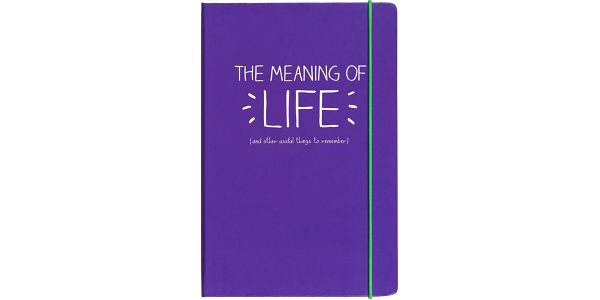 Notes A5 Meaning Of Life