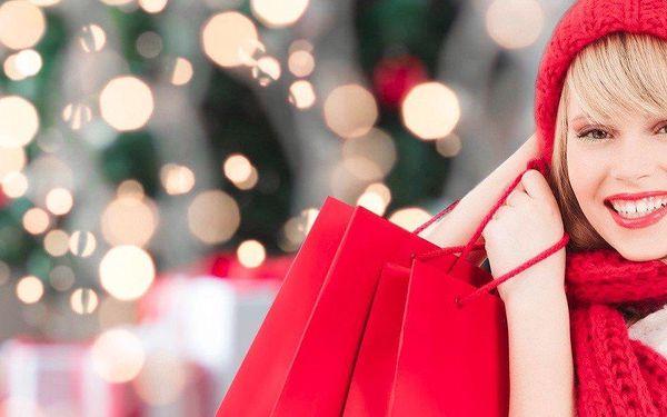 Za vánočními nákupy do Primarku v Drážďanech vlakem nejen z Prahy