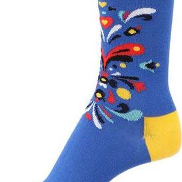 Zoot.cz  Pánské barevné ponožky Happy Socks... - Skrz.cz 7665e9ce9c
