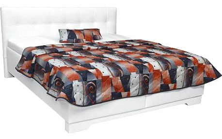 Čalouněná postel Samanta