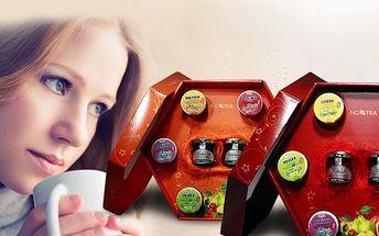 Dárková sada pečených čajů - 6 ks pečeného čaje + 2 ks pečenády! Výběr ze 4 balíčků kvalitní české pochutiny!