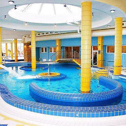 Dovolená pro 2 se vstupy do thermalparku na Slovensku v Apartmánovém domě Nika