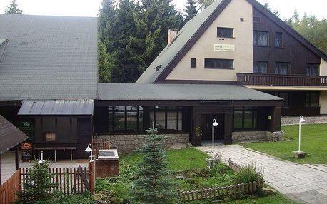 Hotel Lovecká Mumlava - Liberecký kraj, vlastní doprava, snídaně v ceně