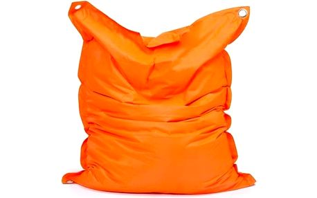 Sedací pytel Omni Bag s popruhy Fluorescent Orange 181 x 141