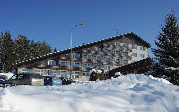 Hotel Srní - Šumava (až -4%), Šumava, Česká republika, vlastní doprava, polopenze