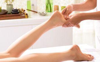 Reflexní terapie a masáž pro vaše nohy