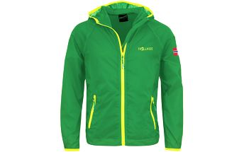 Trollkids Dětská běžecká bunda - zelená