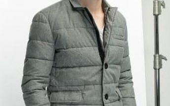 Answear - Bunda Undercover - šedý, M - 200 Kč na první nákup za odběr newsletteru