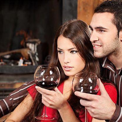 Vinařský pobyt na jižní Moravě pro DVA na 4 dny s polopenzí a ochutnávkou vín