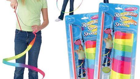 Gymnastická stuha Rainbow!