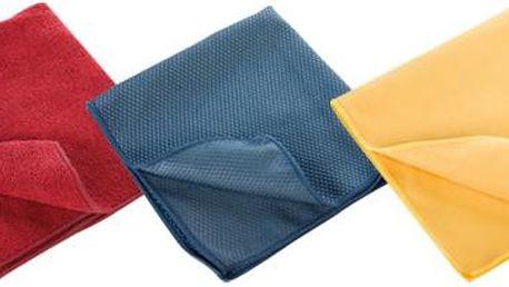 Tescoma utěrky do domácnosti CLEAN KIT, souprava 3 ks