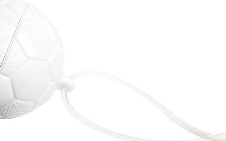 FunZone World Kick Mini Vibrator, vibrační vajíčko bílé