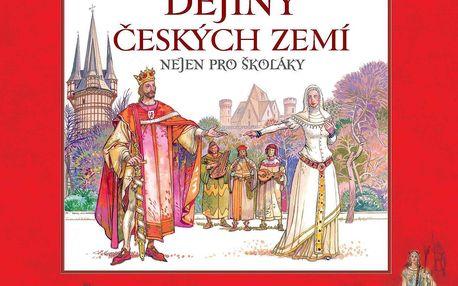Nakladatelství SUN Dějiny českých zemí nejen pro školáky