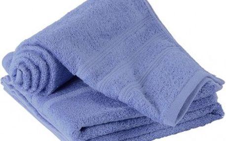 Dreaming Peacock bambusový ručník Elisa - lososová 50x100 cm