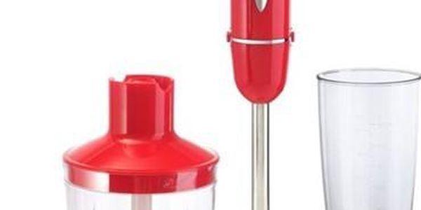 Tyčový mixér ECG RM 993 red