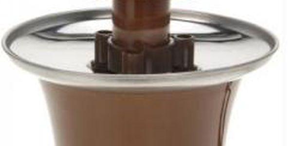 Čokoládová fontána, 15x22 cm, hnědá EXCELLENT KO-170303510hned