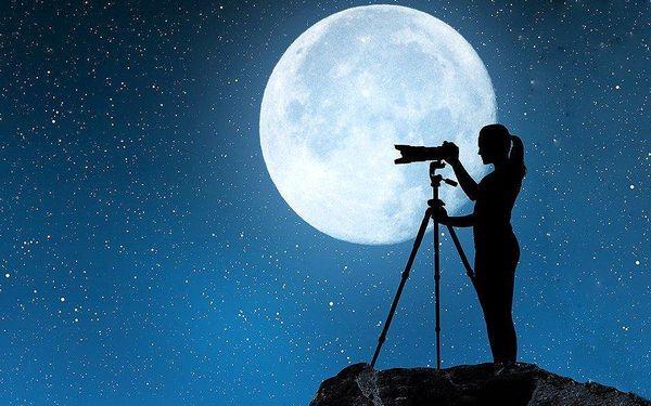 Kurz nočního fotografování