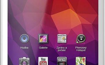 Smartphone Sencor Element P501 White