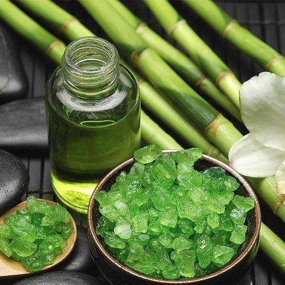Bambusová masáž - 60 minut