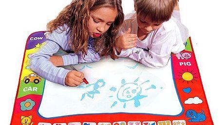80 x 60 cm dětská kreslící podložka
