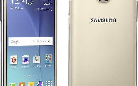 Samsung Galaxy J5 (SM-J500F) (SM-J500FZDAETL) zlatý