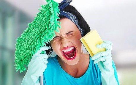 Předvánoční úklid, mytí oken či žehlení v délce 3 hodin