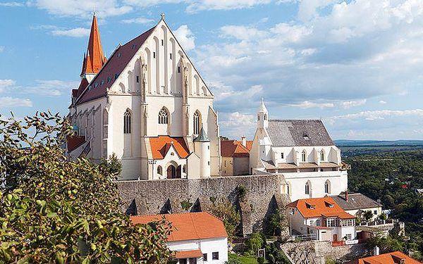 3–6 dní pro 1 nebo 2 osoby s vínem a polopenzí na Znojemsku v hotelu Weiss