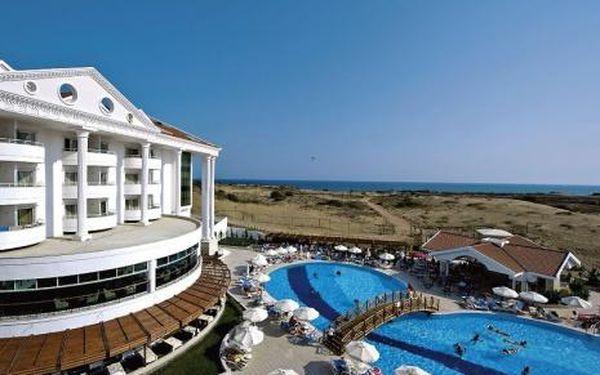 Turecko, oblast Side, doprava letecky, all Inclusive, ubytování v 5* hotelu na 6 dní