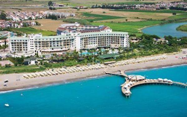Turecko, oblast Turecká Riviéra, doprava letecky, all Inclusive, ubytování v 5* hotelu na 7 dní
