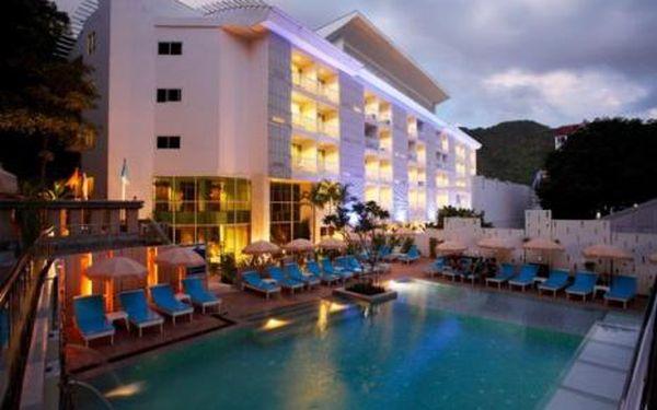 Thajsko, oblast Phuket, doprava letecky, snídaně, ubytování v 3* hotelu na 10 dní
