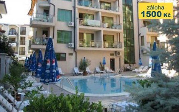 Bulharsko, oblast Sozopol, doprava letecky, snídaně, ubytování v 3* hotelu na 8 dní