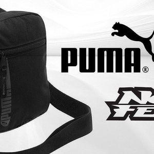 Přenosné tašky přes rameno Puma a No Fear