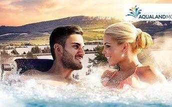 Celý den zábavy a hýčkání v Aqualandu Moravia