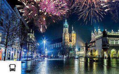 Silvestrovské oslavy v Krakově
