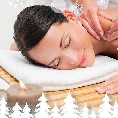 Poukaz na masáže dle výběru v hodnotě 3 000 Kč