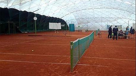 Tenis s trénerom v krytých nafukovacích halách v Bratislave za skvelé ceny.